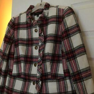 Super cute wool jacket from Talbots